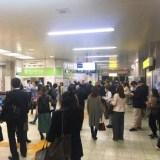 JR宝塚線 川西池田駅〜中山寺駅間で人身事故 2019年 10月 31日