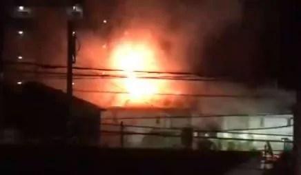 動画 奈良県橿原市栄和町で火事が今日発生 リアルタイム速報画像 2019年11月25日