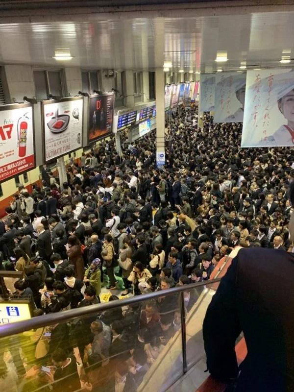 新子安駅 人身事故 2019年11月5日