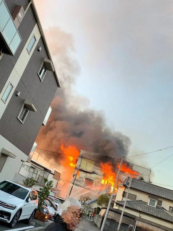 田原 市 火事