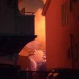 埼玉県戸田市下前2丁目 火事 2019年11月20日