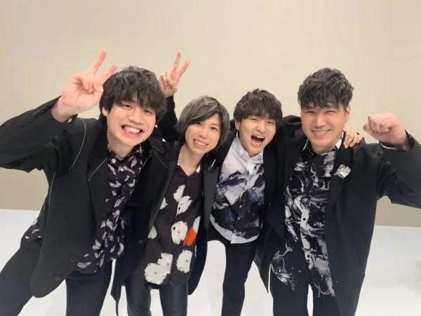 紅白歌合戦2019 official髭男dism