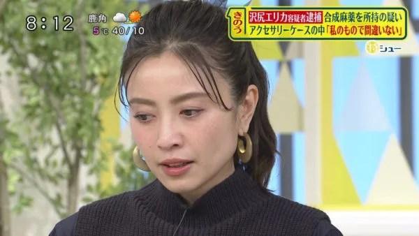 片瀬那奈 シューイチ 涙 沢尻エリカ