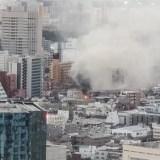 東京都南品川 火事 2019年11月20日