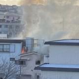 神奈川県横浜市港南区下永谷 火事 2019年12月16日