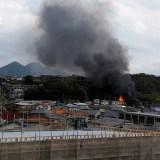 福岡県福岡市東区和白5丁目 火事が発生  2019年12月14日