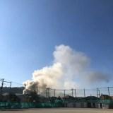 神奈川県逗子市桜山7丁目 火事 020年1月20日