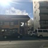 静岡県浜松市中区砂山町ロイヤルホスト近くで火事 原因は?速報動画・画像2020年1月21日