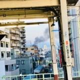 東京都杉並区西荻窪駅 火事 2020年1月30日