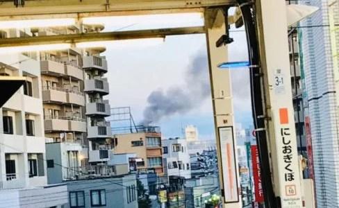 東京都杉並区西荻窪駅近くで火事 原因は?速報動画・画像2020年1月30日