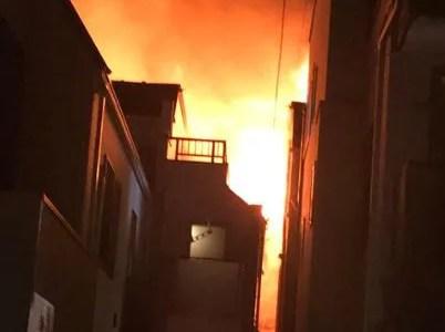 東京都大田区上池台5丁目で火事 原因は?速報動画・画像2020年2月10日