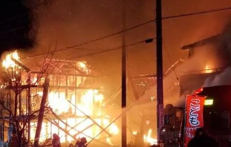 愛知県安城市東明町付近で火事 原因は?速報動画・画像2020年2月9日