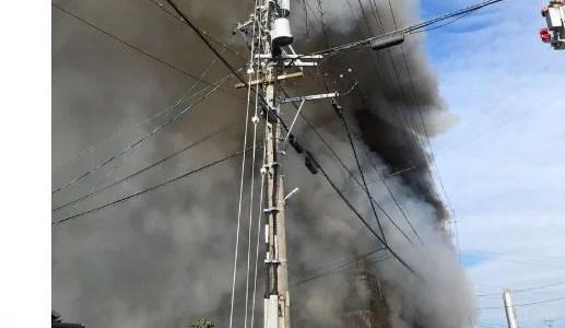 静岡県富士市中之郷で火事 原因は?速報動画・画像2020年2月12日