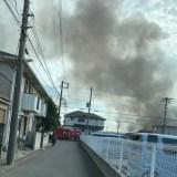 千葉県船橋市新高根5丁目 火事 2020年2月3日