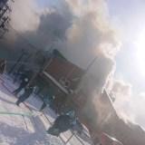 北海道千歳市幸町2丁目「樹之家」 火事 2020年2月4日