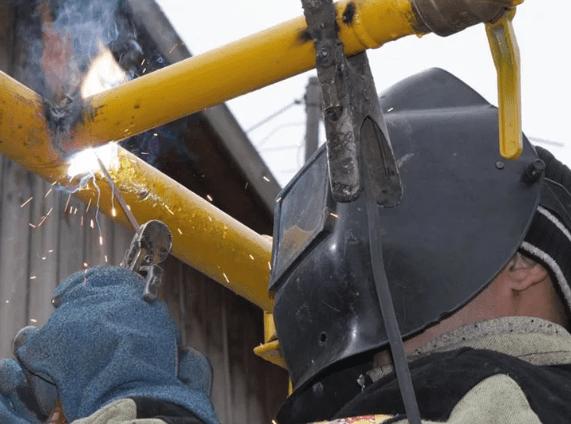 В Нефтекумске пресекли самовольное подключение к газопроводу
