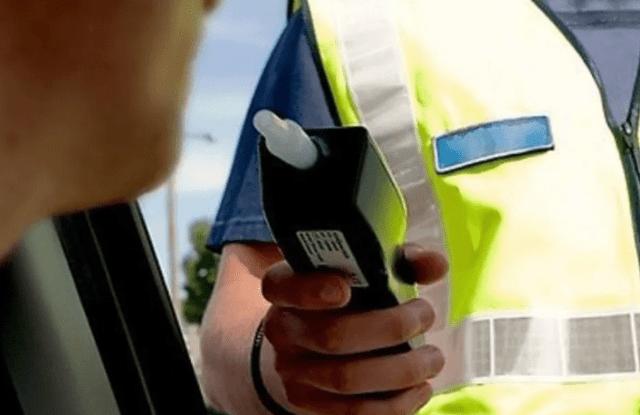 Полицией Туркменского района задержан нетрезвый водитель