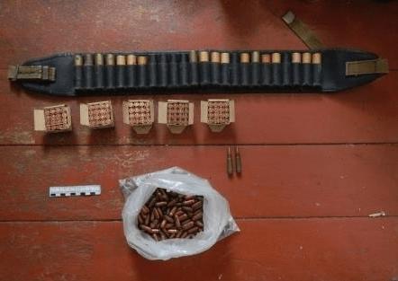 Полицейские Ставрополя установили гражданина, хранившего патроны в домовладении