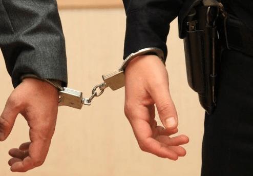 В Георгиевске задержали молодого человека подозреваемого в совершении грабежа