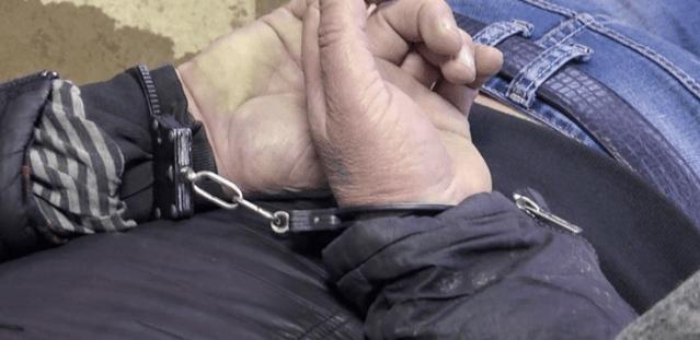 Красногвардейскими оперативниками задержан подозреваемый в краже сейфа