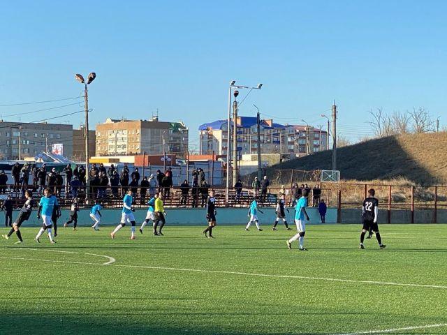 Драка произошла на футбольном поле во время матча команд из Калмыкии и Кубани