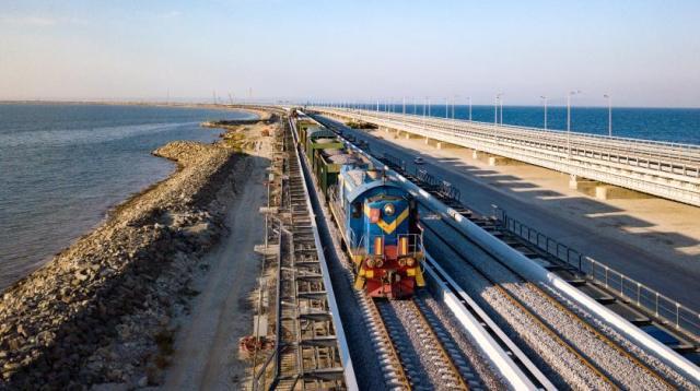 Движение поездов из Кисловодска в Крым запустят в 2020 году