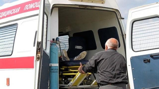 200-килограммового мужчину с травмой ноги вынесли на руках спасатели в Невинномысске