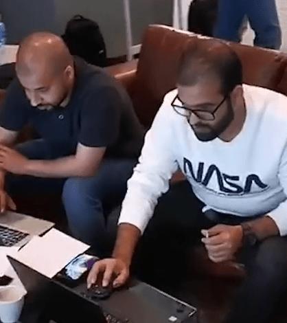Международный хакатон на Python превратился в мастер-класс команды из России
