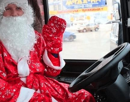 В Краснодаре в новый год ночью можно будет уехать на общественном транспорте