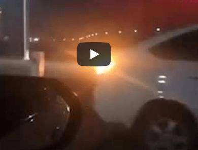 Нарушители напали на сотрудников ДПС Ингушетии сразу после наезда
