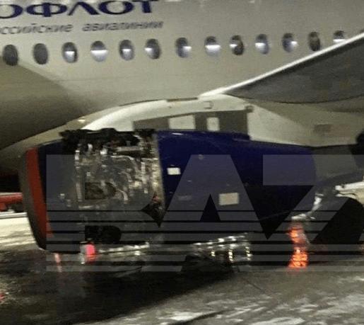 Самолету летевшему в Ставрополь пришлось разворачиваться обратно в аэропорт Шереметьево почти сразу после взлёта
