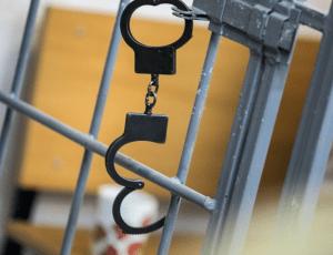 Доля оправдательных приговоров за 2019 год