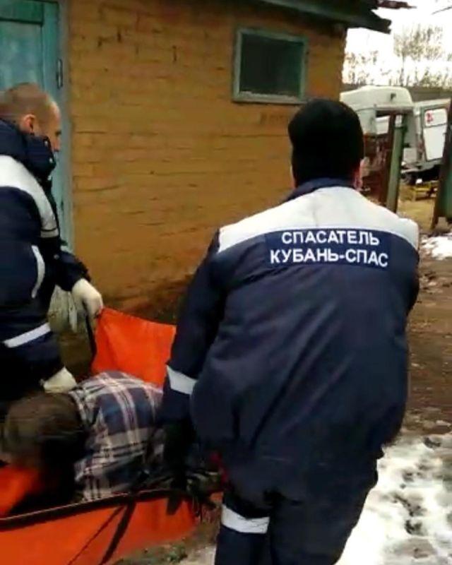 Чудом выжила несколько дней дышавшая угарным газом пенсионерка на Кубани