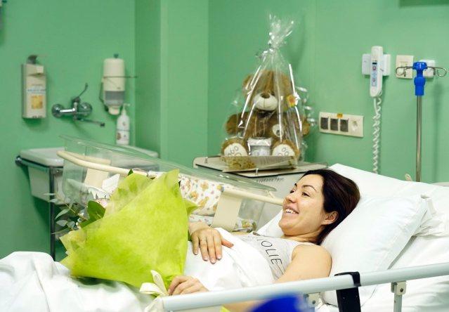 Первого родившегося в Новом году на Ставрополье ребенка назвали Андреем