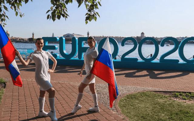 До чемпионата Европы по футболу в Санкт-Петербурге осталось 125 дней