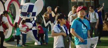 У Олимпиады в Токио появился слоган: United by emotion