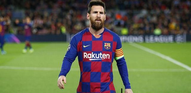 Лионель Месси не уйдёт из «Барселоны»