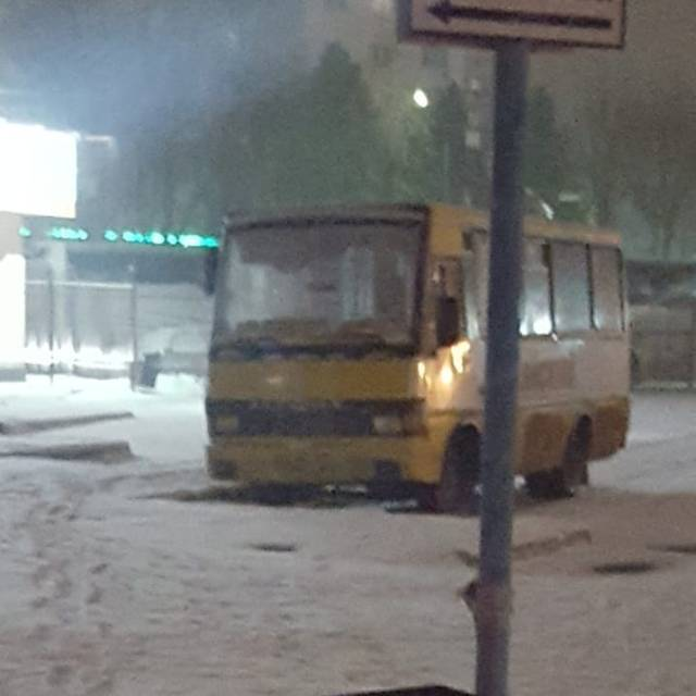 По дороге домой чуть было не замерз в автобусе пассажир в КБР