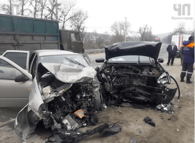 Авария унесла жизнь матери троих детей на Кубани