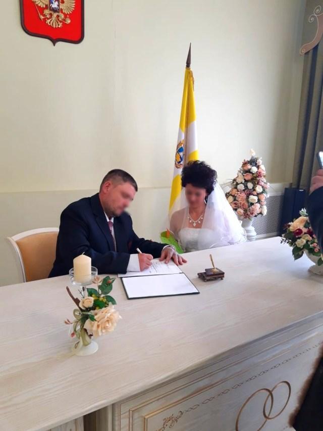 Необычную свадьбу сыграли заключенные в колонии на Ставрополье