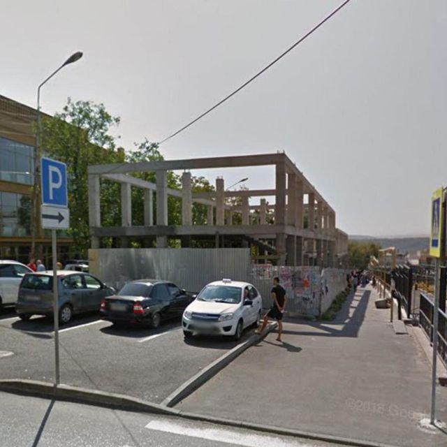 Недостроенные павильоны снесут на «Верхнем рынке» Пятигорска