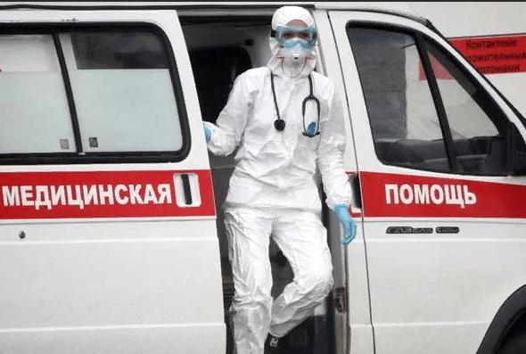 Российские медики, оказывающие помощь заболевшим коронавирусом, получат финансовую поддержку от государства
