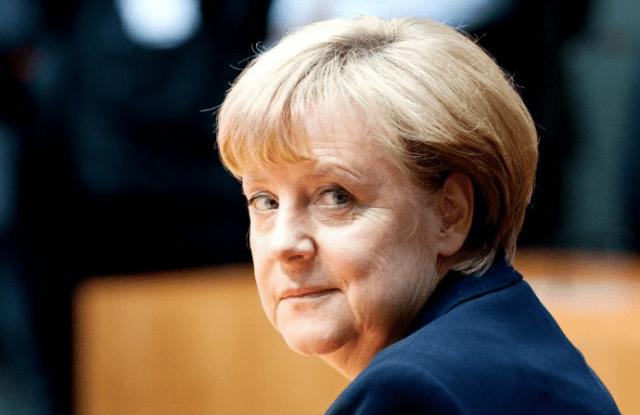 По результатам первого теста канцлер Германии не заражена пандемией