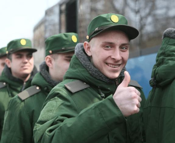 Главой России подписан указ о призыве на военную службу с 1 апреля