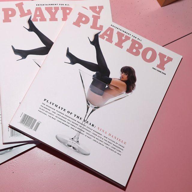 Популярный у мужчин журнал Playboy перестанет выходить в печатном виде