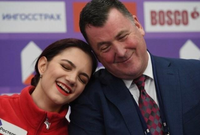 Тренер описал состояние «упавшей духом» Медведевой