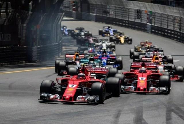 «Формула-1» отменилась из-за Covid-19