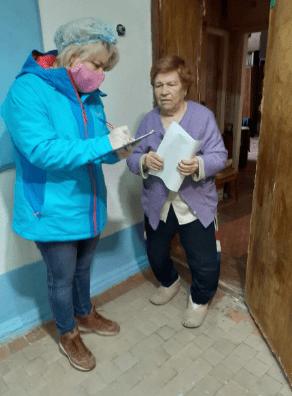 Сотрудники кисловодского центра социального обслуживания совершили 39 выездов по доставке предметов первой необходимости