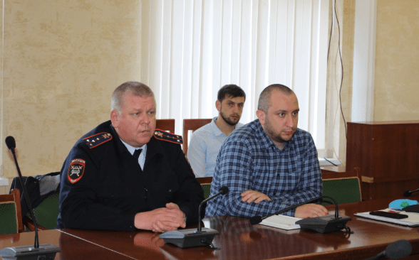 В Кисловодске прошло совещание с представителями такси об организации перевозок во время нерабочих дней