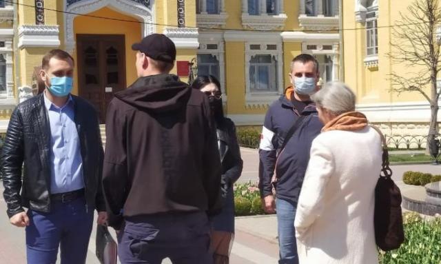 На улицах Кисловодска дежурят санитарные патрули